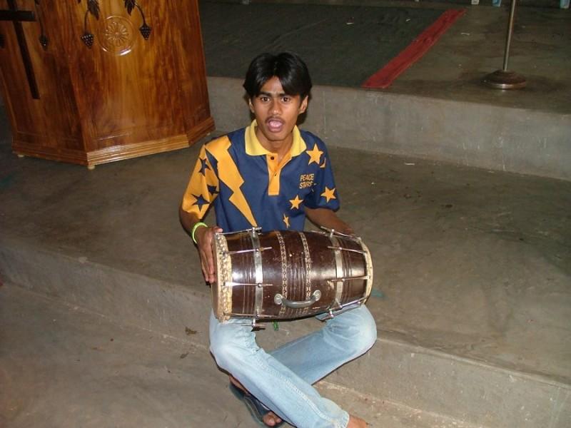 064 Drummer