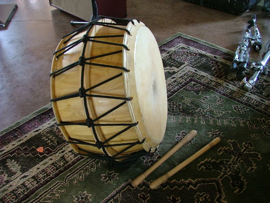 Korean drum 2