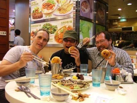 Hong Kong - Eating out