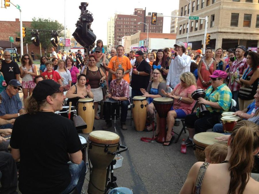 Amarillo Block Party 4
