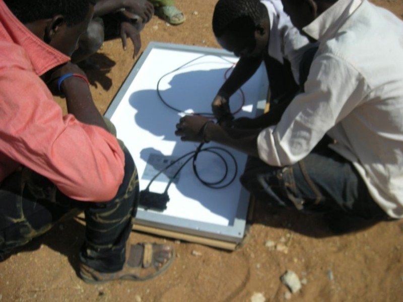 Mnase dispensary solar setting 10