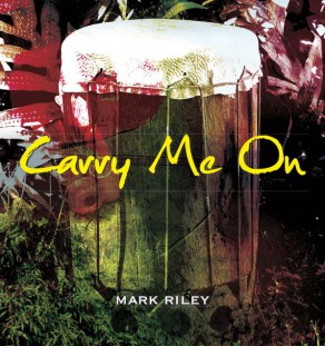 Mark Riley CD Cover