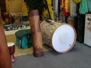 Pahu and Tuerre