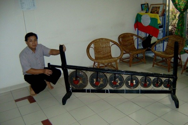7 gong drum