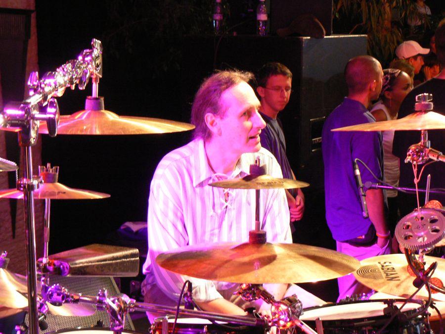 Drumming in Israel