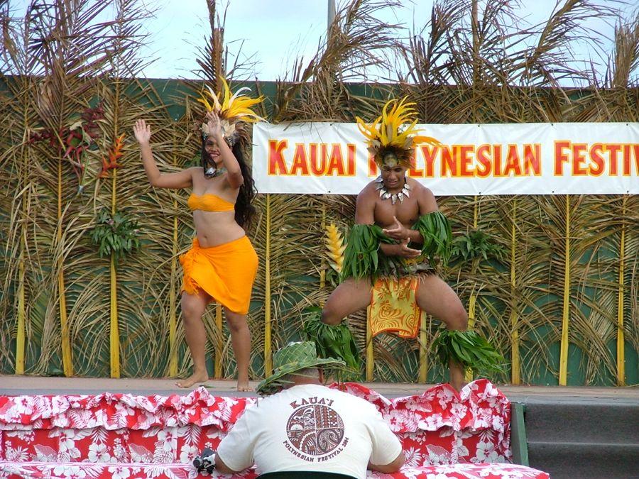 Kauai Festival dancers 4