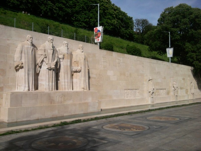 Reformation Wall 16