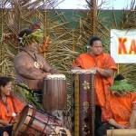 Tahitian drummers Festival