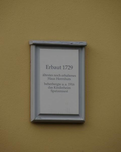 Built 1729