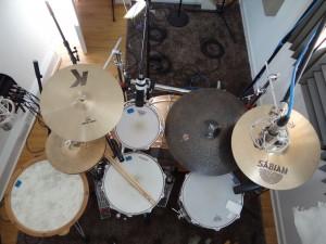 Recording for Norman Cumming, Paul & Rachel Verheul, Anna Raine and Joseph Manzo.